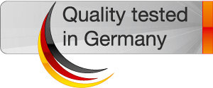 """Ihr SilverSpeed – """"Quality Tested in Germany"""""""