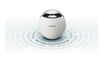 Sony Mini-Musikbox