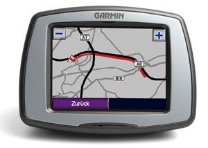 Dinge, die Sie nicht wussten über Garmin StreetPilot c550 ...