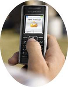 Sony Ericsson K200i Metallic Black Handy