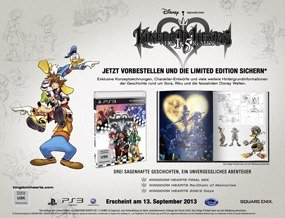 KINGDOM HEARTS HD 1.5 ReMIX Limited Edition, Abbildung #02