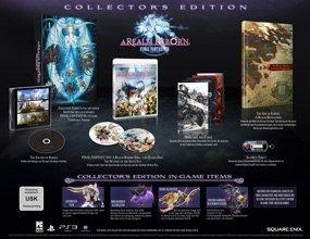 Final Fantasy XIV - A Realm Reborn Collector's Edition, Abbildung #01