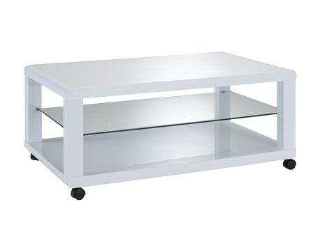 presto mobilia 11693 couchtisch wohnzimmertisch tv rack tisch ulejo 08 100 x 60 x 43 cm. Black Bedroom Furniture Sets. Home Design Ideas