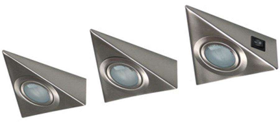 xq lite halogen k cheneinbauspots 3er pack g4 20 watt 12 volt xq0808 beleuchtung. Black Bedroom Furniture Sets. Home Design Ideas