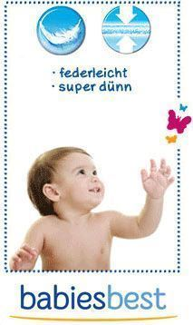 babies best Windeln halten trocken