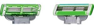 Gillette Mach3 Sensitive Klingen