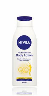 NIVEA Q10 Plus Hautstraffende Body Lotion
