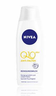 NIVEA Q10 Plus Anti-Falten Reinigungsmilch