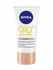 NIVEA Q10 Plus Anti-Falten Getönte Tagespflege