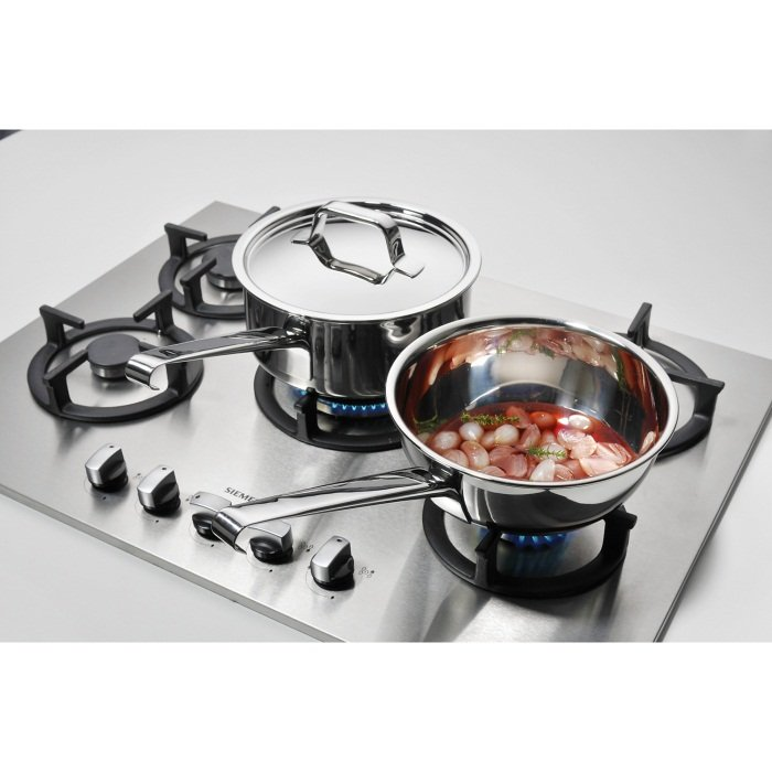 wmf 0767346040 wok pfanne 28 cm mit deckel chef 39 s edition db553. Black Bedroom Furniture Sets. Home Design Ideas