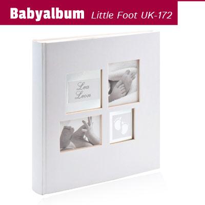 Babyalbum Little Foot UK-172