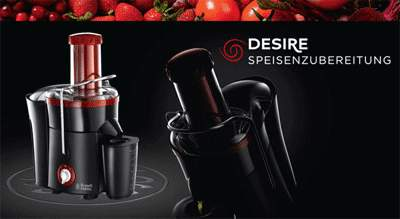 Desire Entsafter