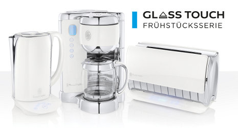 russell hobbs 14743 80 glass touch wasserkocher w ebay. Black Bedroom Furniture Sets. Home Design Ideas