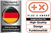Deutsche Technologie – garantierte Zuverlässigkeit!