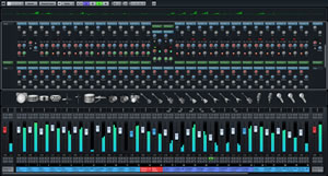Cubase Elements 7 Mixer