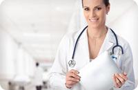 Bleiben Sie in Kontakt mit Ihrem Arzt oder Apotheker
