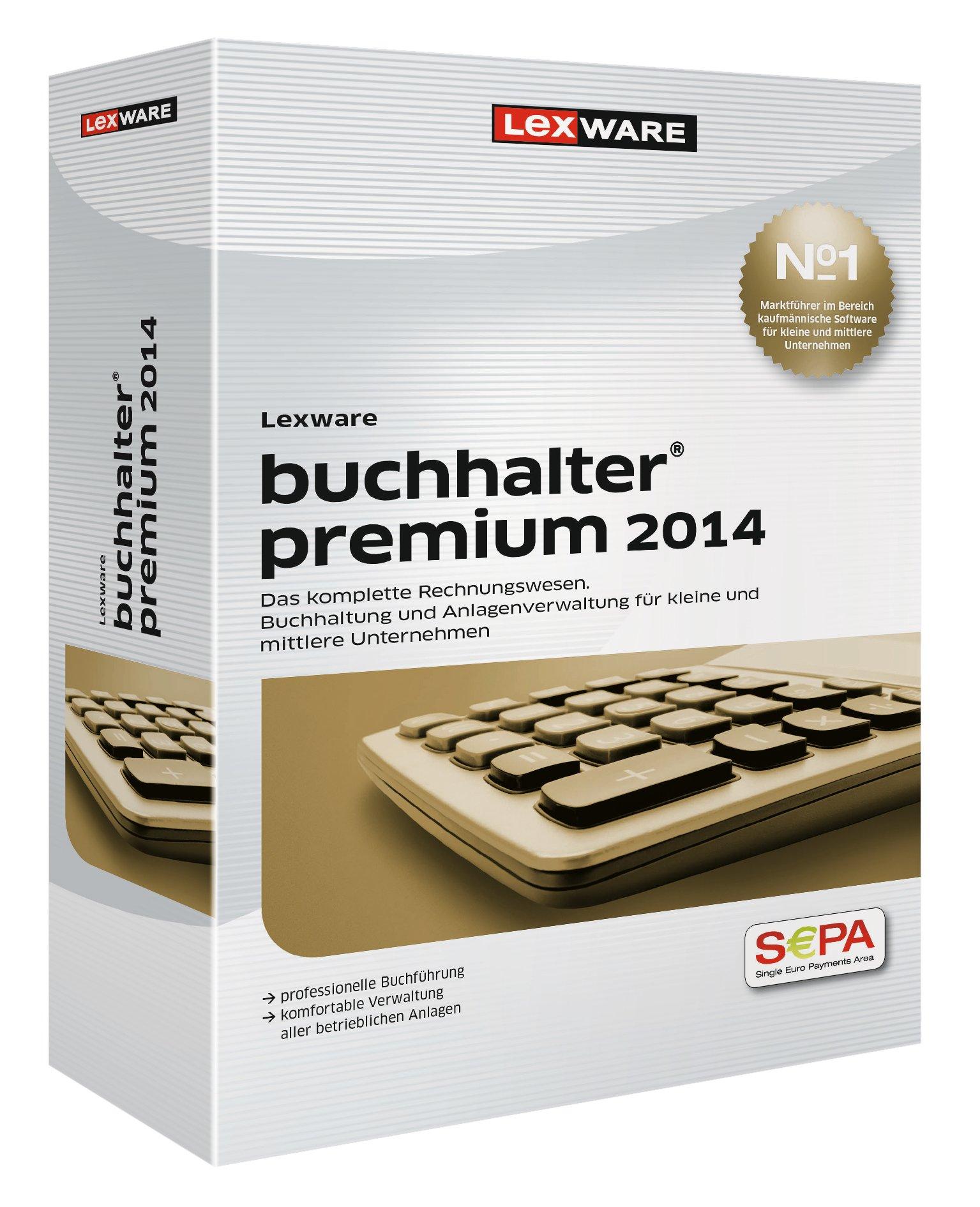 lexware buchhalter premium 2014 version. Black Bedroom Furniture Sets. Home Design Ideas
