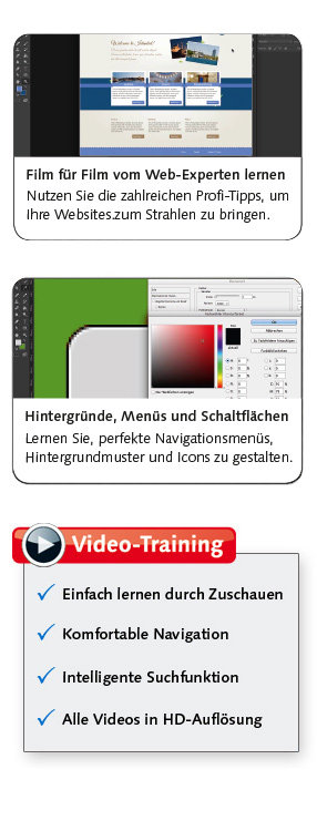 H&ouml;hepunkte des Video-Trainings