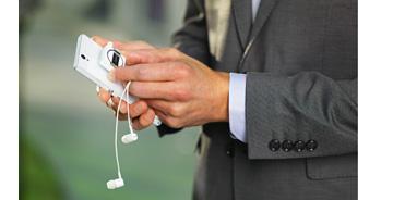 Sony Mini-Musikbox