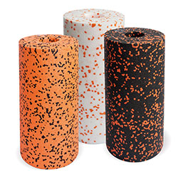 Blackroll Orange (Das Original) - DIE Selbstmassagerolle - 3-er SET