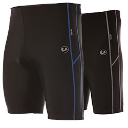 Ultrasport Herren-Funktions-Laufhose tight mit Quick-Dry-Funktion