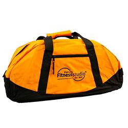 Das Kleinste Fitnessstudio der Welt PRO - mit der Blackroll Orange (Das Original) - DIE Selbstmassagerolle - Weitere Features