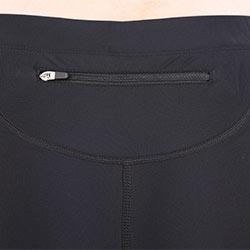 Ultrasport Damen Laufhose mit Quick-Dry-Funktion, 3/4 lang - Zusatzbild