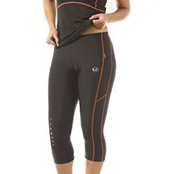 Ultrasport Damen Laufhose mit Quick-Dry-Funktion, 3/4 lang - Weitere Features