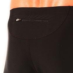 Ultrasport Herren Laufhose mit Quick-Dry-Funktion, 3/4 lang - Zusatzbild