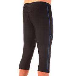 Ultrasport Herren Laufhose mit Quick-Dry-Funktion, 3/4 lang - Weitere Features