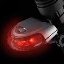 Ultrasport LED Fahrradlampen Set - Weitere Features