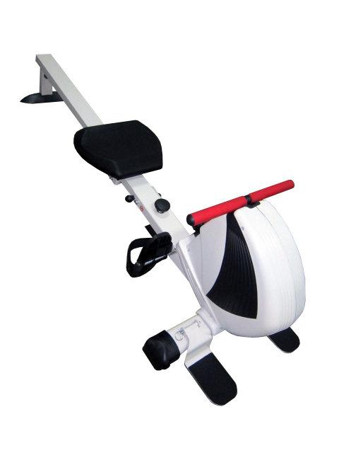 AsVIVA Rudergerät Ergometer Rower Cardio Vi 2in1 Fitnessgerät