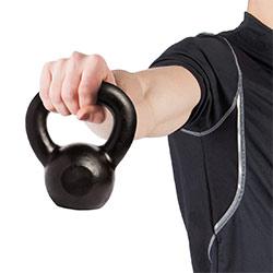 Ultrasport kettlebells
