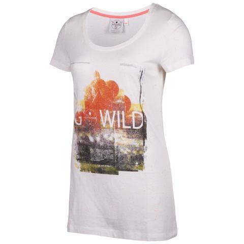 Chiemsee 1060011 Greta T-Shirt mit coolem Print