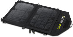 goalzero solarpanel nomad 7m schwarz 12301 us94. Black Bedroom Furniture Sets. Home Design Ideas