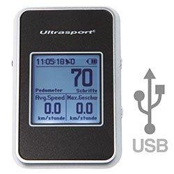 Ultrasport GPS NavCom 400 V2.0 Multifunktion-Reise- und Sport Computer