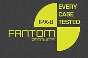Fantom 5 - wasserdichte Schutzhülle für iPhone 5, 5S ; (IPX8 zertifiziert), - Weitere Features