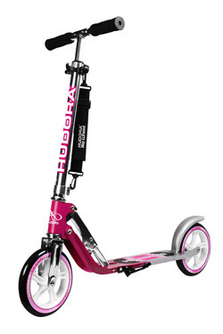 HUDORA Big Wheel 205, magenta / silber (Art. 14764)