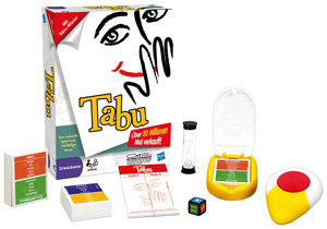 Parker 30658100 - Tabu Edition 6 - Neuauflage 2012