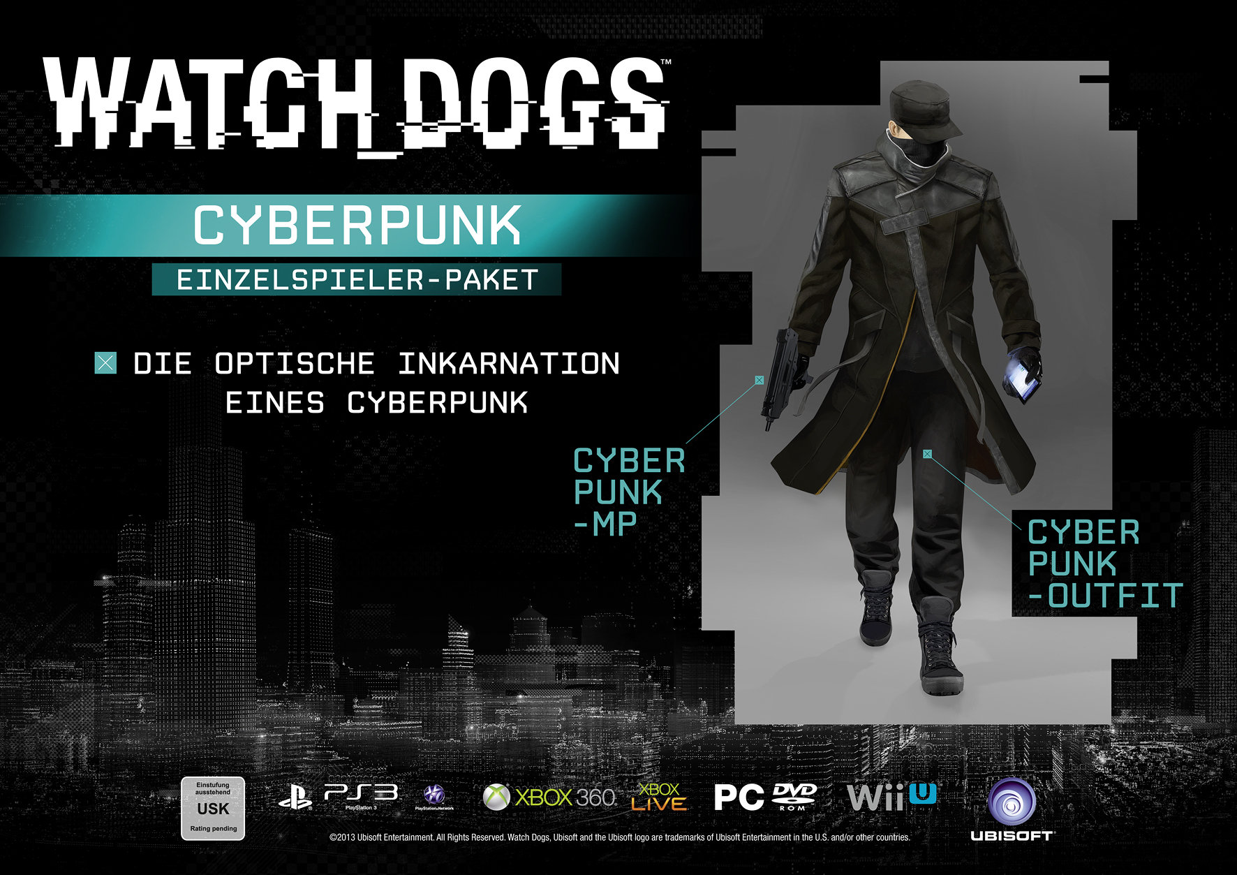 H Ide By Watch Dogs