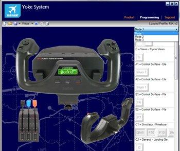 Pro Flight-Softwaresteuerung