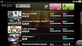 Voll integriert ins PlayStation Network inklusive Trophäenunterstützung, Freundesliste und kostenlosem Multiplayer.