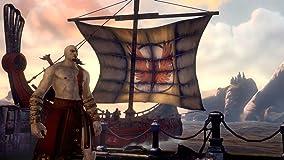 Erlebe in der Singleplayer-Kampagne ein packendes neues Actionabenteuer von Kratos, dem blutrünstigen Spartaner.