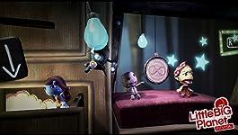 Play: LittleBigPlanet mit bis zu vier Spielern gemeinsam erleben oder über Multi-Touch und Pass 'n' Play an einer PS Vita spielen.