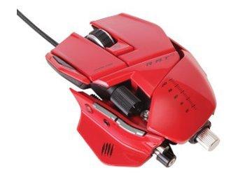 Mad Catz R.A.T. 7 Gaming Mouse für PC und Mac