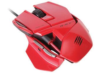 Mad Catz R.A.T. 3 Gaming Mouse für PC und Mac