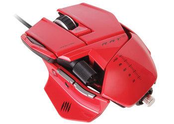 Mad Catz R.A.T. 5 Gaming Mouse für PC und Mac