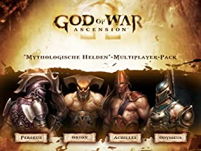 Multiplayer-Pack: Mythologische Helden