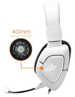 Stereo-Spiele-Headset TRITTON AX 180 – Kraftvoller Stereo-Sound über 40-mm-Treiber in Übergröße