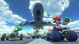 Mario Kart 8 , Abbildung #01